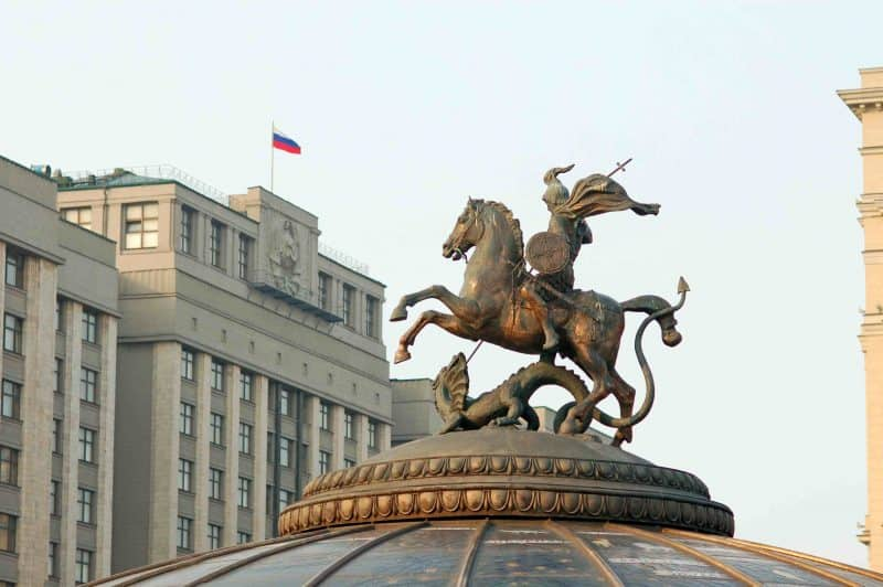Russia's Central Bank is Writing a New Bitcoin Law