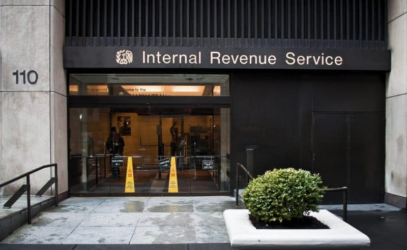 The IRS is Due to Present its Digital Currency Strategy to Congress Next Week