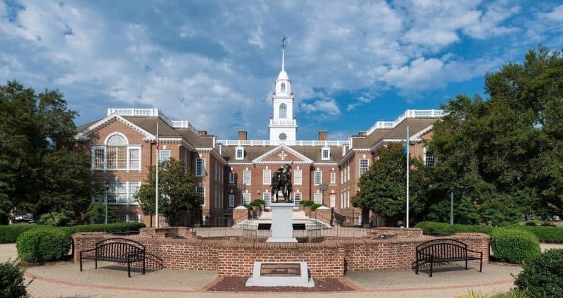 Delaware Blockchain Stock Bill Likely to Advance in House Vote Today