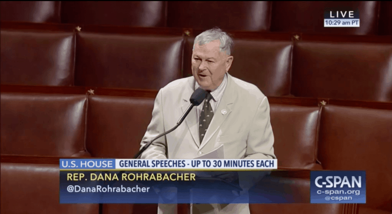 US Congressman: Cryptocurrencies Need Tighter Rules