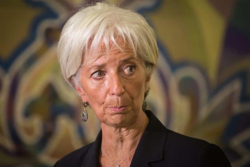 IMF's Lagarde: Ignoring Cryptocurrencies 'May Not Be Wise'