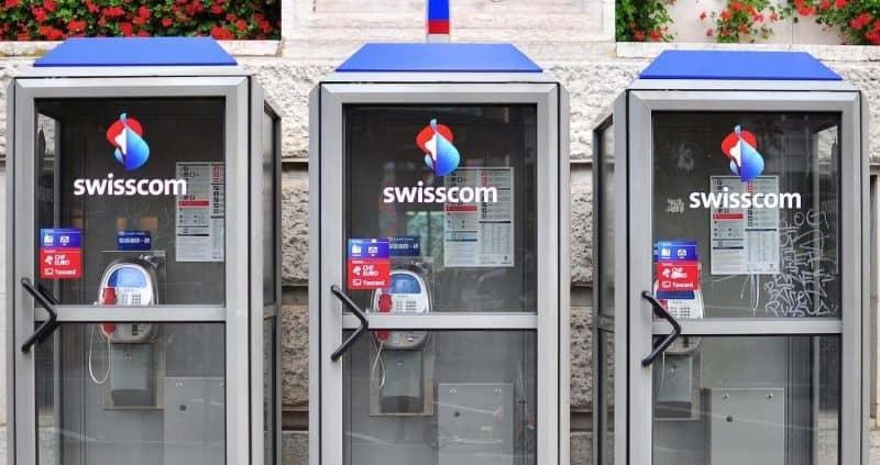 Swiss Telecom Giant Launches New Blockchain Business
