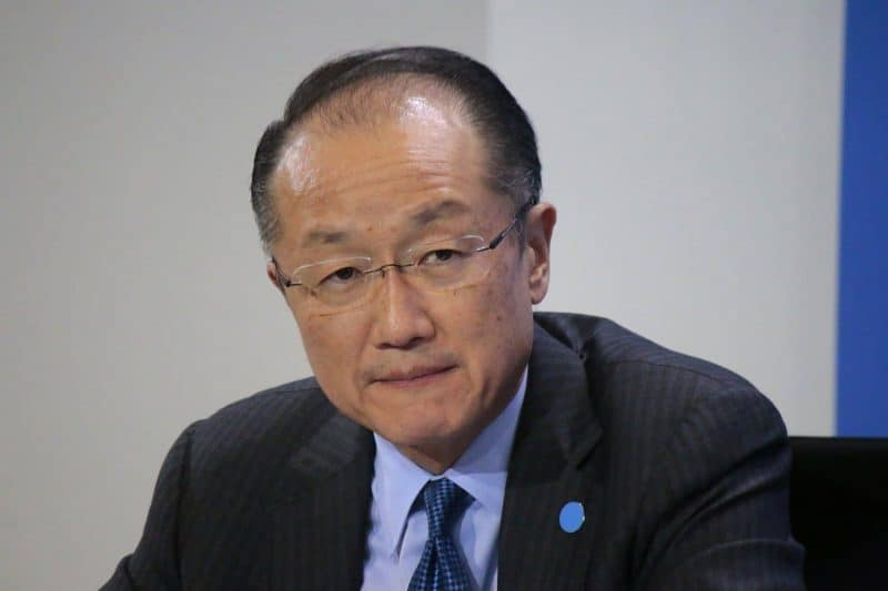 World Bank President: Everyone Is Excited About Blockchain